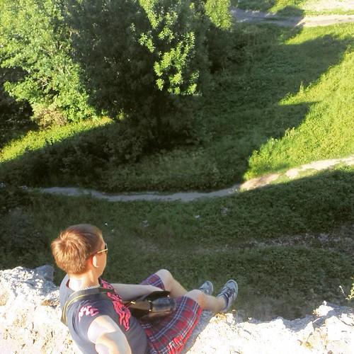 #крепость #копорье #крепостькопорье  Шалтай болтай сидел на стене,  Шалтай болтай свалился во сне…