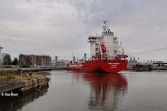 Med Adriatic (das boot 160) Tags: sea port docks river boats boat dock ship ships birkenhead maritime alfred mersey tanker tankers docking rivermersey alfredbasin eastfloat merseyshipping alfredlock medadriatic