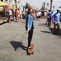Chloe Grace Moretz (longboardsusa) Tags: usa chloe grace skate skateboards longboards longboarding moretz