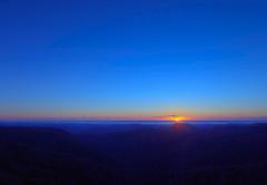 Springbrook Blue Sky Sunrise (_honez) Tags: morning blue sky orange sunrise early nationalpark qld queensland goldcoast springbrook goldcoasthinterland hinterland springbrooknationalpark