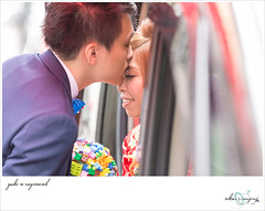 wedding - yuki n raymond (kuicheung) Tags: wedding people love canon hongkong groom bride kiss couple marriage event teaceremony  weddinggown  weddingphotographer weddingphotography bigday      weddingphotojournalist gamesession