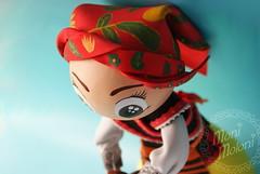 pañuelo fofucha traje regional (moni.moloni) Tags: banda pareja musica tuba traje regional zamora foamy danzas coros folclore fofucho gomaeva fofucha fofuchos fofuchas