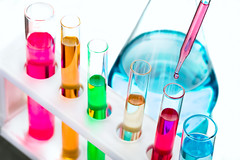 Test tubes (Patrick Foto ;)) Tags: blue test white color green industry toxic water glass yellow lab flask technology background tube tubes experiment science drop testing equipment medical fluid pharmacy health research chemistry laboratory instrument drug sample medicine transparent discovery biology liquid microbiology tool solution isolated beaker biotechnology chemical testtube pipette analysis scientific glassware pharmaceutical pharmacology