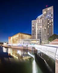 Nya Malm IV (Gustaf_E) Tags: hotel skne sweden live sverige malm centrum natt stad konsert clarion kongress kanalen kvll hghus konserthus kongresscenter
