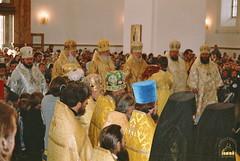 068. Consecration of the Dormition Cathedral. September 8, 2000 / Освящение Успенского собора. 8 сентября 2000 г