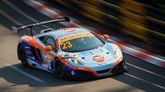 Macau GP 2014 - McLaren MP4-12 C GT, Danny Watts (Black Cygnus Photography) Tags: cars racing mclaren macau automobiles motorsport 230sl gtracing dannywatts gulfmarine macaugtcup mp412cgt keithmulcahy november2014 macaugp2014