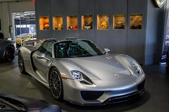 IMG_3600 (Haifax.Car.Spotter) Tags: cars car sport race racecar florida miami porsche fl supercar sportscar 918 superscars porsche918