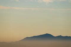 Ridge line (RenField - Toel-ul Laputa) Tags: morning sky cloud mountain japan nikon kagoshima line 300mm ridge  nikkor             d800e