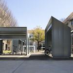 駐輪施設の写真