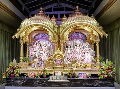 Gaura Arati - Bhaktivedanta Manor - 08/10/2015 - IMAG2096 (DavidC Photography 2) Tags: uk bl