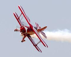 AVIAT PITTS S-2B (Titanium Man) Tags: pitts timdecker s2b capitalairshow n161tc aviatpittss2b aviatpitts