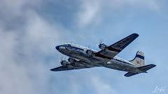 HDR Douglas DC-4 (L.Charl de Klerk) Tags: africa airport flickr aircraft hdr mcdonnelldouglas skymaster dc4 faor ortambo zsbmh
