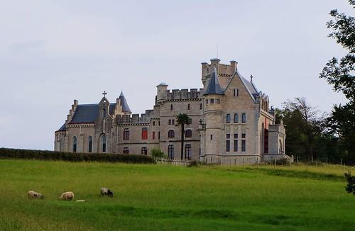 Hendaye, Château Observatoire Abbadia
