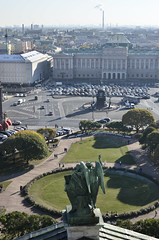 20151021_Uitzicht over St Petersburg vanaf de Izaäkkathedraal (Travel4Two) Tags: rusland c3 sanktpeterburg sintpetersburg s0 5000k adl4