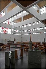 aachen 364 (beauty of all things) Tags: st churches kirchen aachen bonifatius sakralbauten sakrales rudolfschwarz