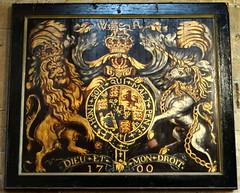 St John's, Knaresborough, Yorkshire (Sheepdog Rex) Tags: knaresborough stjohnschurch royalarms