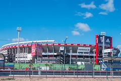 Estadio del River (Augusto Silva Otero) Tags: argentina arquitectura buenosaires paisaje urbano estadios
