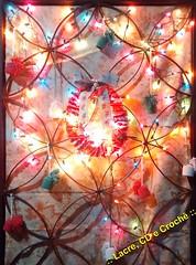 :: Lacre, CD e Croch :: (:: Lacre, CD e Croch ::) Tags: natal reciclagem guirlandas gorrinhos