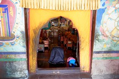 Mother and daughter on pilgrimage at Dar Drongmoch monastery, Tibet 2015 (reurinkjan) Tags: tar sakya 2015 tibetautonomousregion storytellingphoto tsang storytellingphotography  tibetanplateaubtogang tibet buddhist tibetanchildrenbtruk buddhismsangsrgyaschoslugs tibetannationalitytibetansbodrigs sakyaparedhatsaskyapa pilgrimnekorwakormi tibetannationtibetanpeoplebkyimigy pilgrimagenekor femalechildbmchungngu femalechildmoyi smallgirlmoji janreurink onpilgrimagenekorpa greatsacredplacenechen  lhartsecounty chushar dardrongmochmonastery photostorydrapardrung