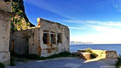 Capo Zafferano.... (supervito) Tags: faro barca mare sub palermo rocce sicilia scogliera pescatori allaperto capozafferano santaflavia isoletta vitodimodica