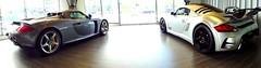RUF CTR3 ClubSport & Porsche carrera GT (ak4787106) Tags: worldcars