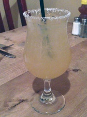 One of at least 100 margarita combinations at Maria's New Mexican Kitchen (kaydeesquared) Tags: 2016 november santafe mariasnewmexicankitchen restaurant cocktail