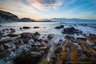 Dawn at Mupe Bay