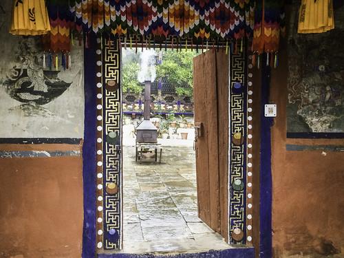 Kyichu Lakhang, Paro, Bhutan