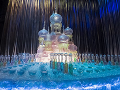 HP World Snow-GD-20 (SamBirkitt) Tags: harry potter hp warner harrypotter magic glass palace feast yuleball goblets wbstudiotour reign