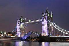 Tower Bridge - Explored (R.K.C. Photography) Tags: towerbridge night london england unitedkingdom landmark riverthames canoneos100d uk