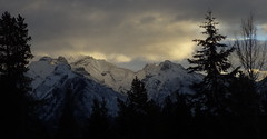 Banff morning (Jeff Goddard 32) Tags: canada canadianrockies banffnationalpark alberta winter december