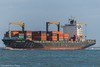 Adriana Star (U. Heinze) Tags: ship schiff elbe cuxhaven containerschiff vessel frachtschiff nikon nikon28300mm