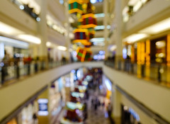 Defocused shopping mall interior with people (phuong.sg@gmail.com) Tags: abstract architecture background big blur blurred blurry bokeh box building business buy cafe center city consumerism contemporary crowd customer defocused department design fashion front indoors inside lifestyle lifestyles light lights mall market modern motion people person perspective retail shop shopping space store street unrecognizable walking white