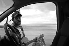 The Ghost of tom joad (plot19) Tags: bruce ghost tom joad jake guitar music love family son man isle skye scotland plot19 photography portrait nikon northwest north northern uk britain british blackwhite black