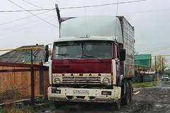 KamAZ-53212  Н 936 ЕН 45 (RUS) (zauralec) Tags: kamaz53212 н 936 ен 45 rus kurgan streetgoryaeva кургангород курган улица