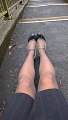 WP_20170104_13_39_52_Rich (Katie Savira) Tags: miniskirt secretary sissy leather crossdresser highheels outdoors