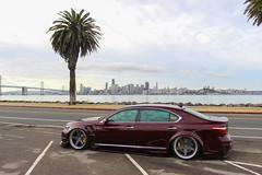 Lexus LS460 | FXS550