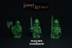 Dead Men of Dunharrow (General Magma) Tags: lego lotr legolotr lotrlego thelordoftherings lordoftherings legolordoftherings legothelordoftherings undead legoundead undeadsoldier soldierofthedead armyofthedead return king lord rings returnoftheking legolotrrotk lotrrotk rotk dunharrow deadmenofdunharrow legodunharrow soldier castle tolkien legotolkien generalmagma generalmagmacustom custom legolotrcustom legocustom customlotr figure figures minifig minifigs minifigures minifigure legolotrsoldier