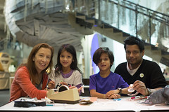 Remake the Holidays (NYSCI) Tags: nysci queens newyorkhallofscience newyork newyorkcity science museum holidays remaketheholidays remake diy make making nyc