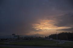 Tocancipá, Colombia @ dusk