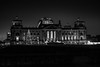 Berlin - Reichstag (superbart77) Tags: berlin blackandwhite bundestag city fuji fujifilm night reichstag xt2 monochrome xf35mm deutschland de