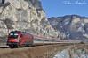 ÖBB 1216 018 RailJet (MinuettoDiesel) Tags: obb oebb railjet eurocity brennerbahn veronabrennero trainspotting trenord taurus 1216 1216018