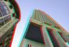 De Coopvaert Blaak Rotterdam 3D (wim hoppenbrouwers) Tags: decoopvaert blaak rotterdam 3d anaglyph stereo redcyan