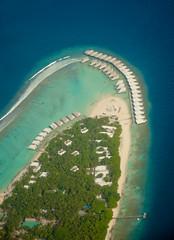 Amillafushi (Arushad) Tags: amillafushi maldives above aerial arushadahmed atoll baa bungalows dash8x island luxury resort sea tropical turquoise uleguma uligam uligamu uligan