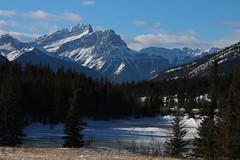 Bow valley Park Alberta Canada (davebloggs007) Tags: bow valley park alberta canada january 2017 middle lake