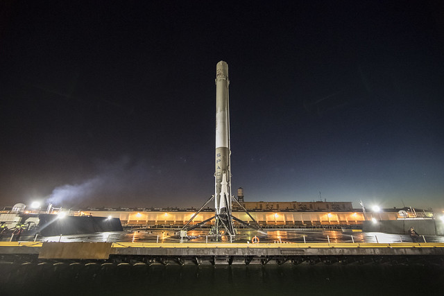 Iridium-1 Landed