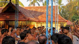 Thrissur Anchery Kavu Temple Bharani Vela 2