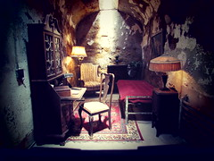 Capone's Cell at Eastern State (G.D. Jewell II) Tags: eastern state penitentiary alcapone cell prison