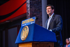 Governor Cuomo Kicks Off Excelsior Scholarship Campaign to Make College Tuition Free for New York's Middle Class Families (governorandrewcuomo) Tags: education college universitiy tuition freetuition workforce buffalo ny usa