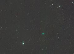 Comet 2P/Encke (jim denny) Tags: comet encke heavens sky stars shootingstar astrophotography cosmos universe black blue